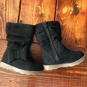 Other - Cat & Jack girl boots 5C